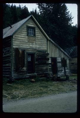 Barkerville - Log House