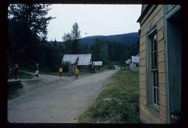 "Barkerville - ""China Town"""