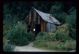 Barkerville - Chinese Shack
