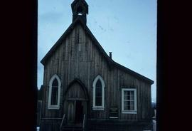 Barkerville - Church