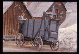 Barkerville - Freight Wagon