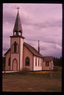 Vanderhoof - Catholic Church
