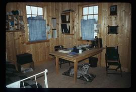 Fort St. James - Hudson's Bay Company - Office Interior
