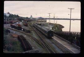 Prince Rupert - Rail Yards