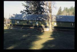 Rail Car House
