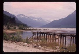 Head of Lillooet Lake