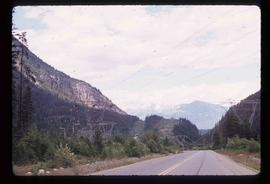 Near Pemberton - Highway 99 - North of Squamish