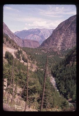 Near Lillooet - Scenery