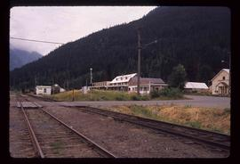 Pemberton - Rail Road Tracks