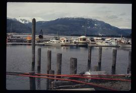 Kitimat - Docked Boats