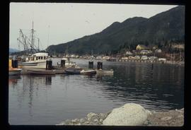 Kitimat - Boats and Houses