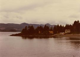Construction of Queen Charlotte Islands museum
