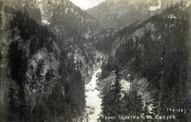 Upper Cheakamus Canyon