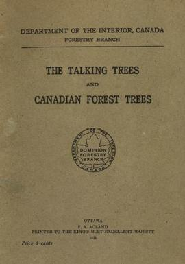 The Talking Trees and Canadian Forest Trees