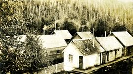 Cannery bunkhouses