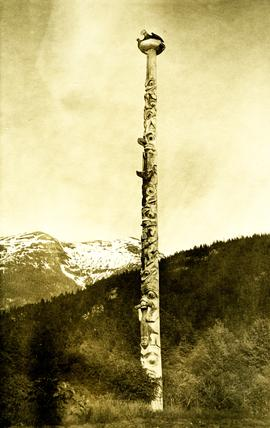 Eagle's Nest Pole, Git'iks