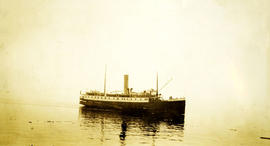 Union Steamship S.S. Camosun