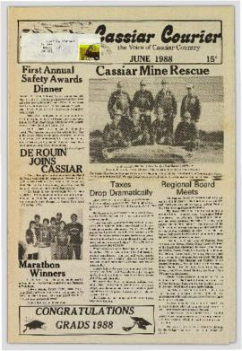 Cassiar Courier - June 1988