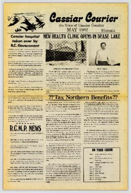 Cassiar Courier - May 1982