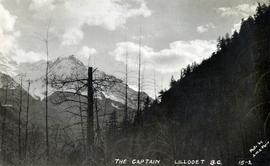 The Captain, Lillooet, BC