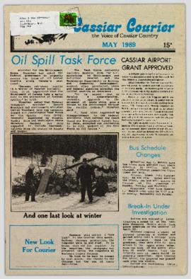 Cassiar Courier - May 1989