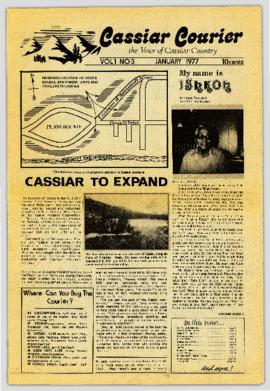Cassiar Courier - January 1977