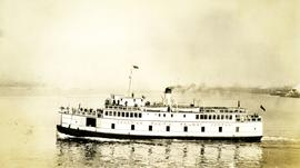 Canadian Pacific Railway Company Ferry
