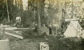 Forest Ranger Camp - Parsnip River