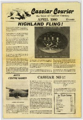 Cassiar Courier - April 1980