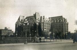 The Empress Hotel, Victoria, BC