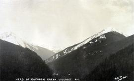 Head of Cayoosh Creek, Lillooet, BC