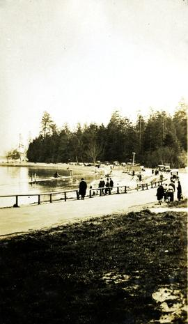 Beach on First Narrows, Vancouver