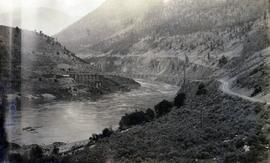 Fraser River Bridge, Lillooet, BC