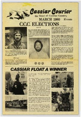 Cassiar Courier - March 1980