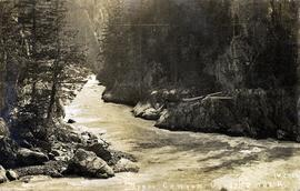 Upper Canyon, Cheakamus River