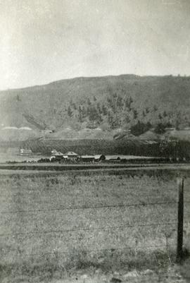 Doukhobor farm in the Kettle River Valley