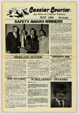 Cassiar Courier - May 1981