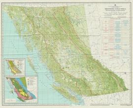 """British Columbia Physiographic Subdivisions"""