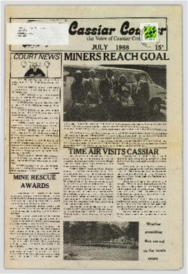 Cassiar Courier - July 1988