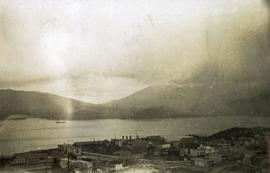 Overlooking the city and harbour of Prince Rupert