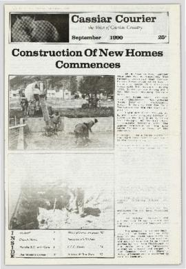 Cassiar Courier - September 1990