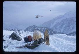 Woolsey Glacier - Helicopter