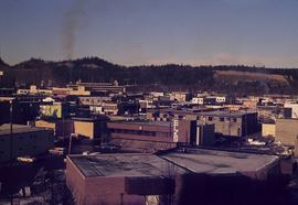 View of Prince George from City Hall
