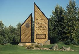 Prince George Sign