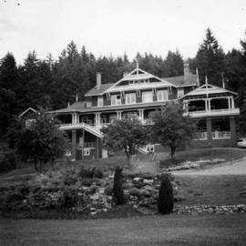 Girls' school at Shawnigan Lake