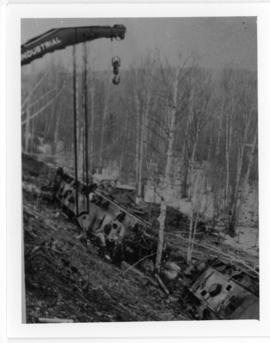 Canadian Pacific Train Derailment