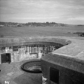 Belmont Park Fort in Esquimalt Harbour
