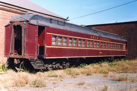 Ohio Central Railway coach