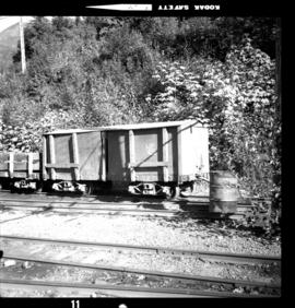 Britannia Beach mine electric railway