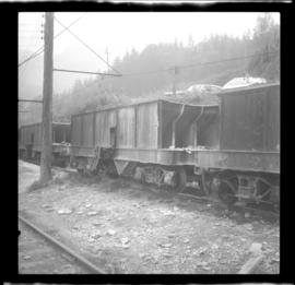 Britannia Copper Mine hopper car